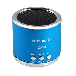 online shopping Malloom Universal Wireless Portable Mini Speaker FM Radio USB Micro SD TF Card MP3 Music Player Top Sale