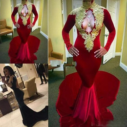 20b1a8762e47 Orange acrylic crystals online shopping - Elegant Long Prom Dresses Sexy  High Neck Girl Black Backless