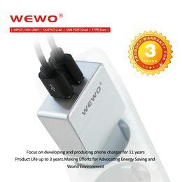 Portable Power Socket Australia - 3year warranty i Phone charger EU Plug Dual USB AC Travel Wall Charging Adapter Portable Power Socket Phone Charger For cell phones