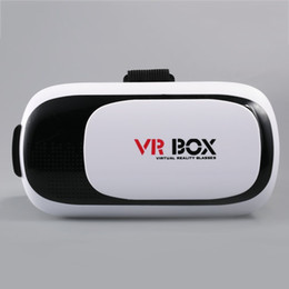 "Virtual Reality Games For Android NZ - VR headset box second generation head wear smart game glasses VR virtual reality glasses mobile 3d glasses up to 6.0"" free shiping"
