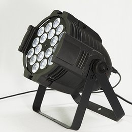 $enCountryForm.capitalKeyWord NZ - Quad Par 18x12W RGBW 4-in-1 LED Par Light Dmx Par Cans 64,Floor-standing Wash Light Projector For Event,Stage,Wedding,4pcs Carton
