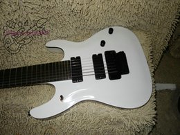 $enCountryForm.capitalKeyWord Australia - Custom white 7strings Electric Guitar one piece neck Excellent Quality Wholesale China Factory free shipping