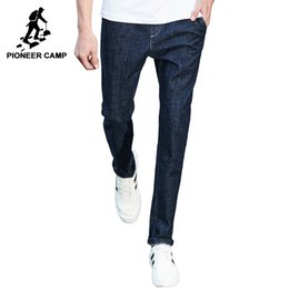 Wholesale Pioneer Camp New Spring Jeans Men Famous Brand Clothing Male Denim Trousers Fashion Casual Pants For ANZ707001
