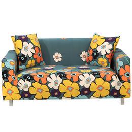 Slipcovers Диван плотная обертка все включено устойчивая к скольжению секционный эластичный полный диван Крышка / полотенце Single / Two / Three / Four-seater