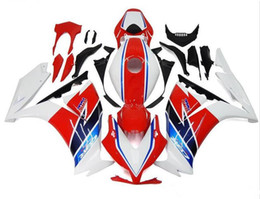$enCountryForm.capitalKeyWord UK - Three free beautiful gift and new high quality ABS fairing plates for HONDA CBR1000RR 2012-2016 good nice body set white red blue HRC