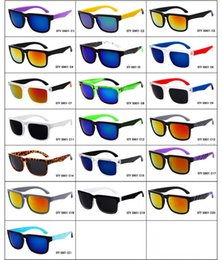 Wholesale Brand Designer Spied Ken Block Helm Sunglasses Fashion Sports Sunglasses Oculos De Sol Sun Glasses Eyeswearr Colors Unisex Glasses