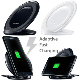 Wholesale Fast Charger wireless charger charging stand Dock For Samsung Galaxy S6 Edge plus S7 Edge plus s6 and s7