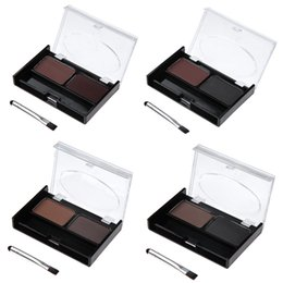 online shopping Colors Waterproof Makeup Enhancers Eyebrows Palette Powder Professional Eye Shadow Eyebrow Cosmetic Make Up Set With Brush