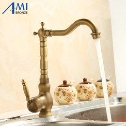 Bathroom Faucets On Sale discount antique brushed brass bathroom faucets | 2017 antique