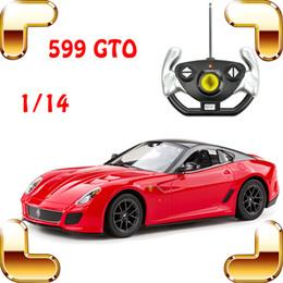$enCountryForm.capitalKeyWord Canada - Boyfriend Gift 1 14 F599 GTO RC Roadster Car Remote Control Toy Model Speed Racing Road Crash Drift Radio Control Cars
