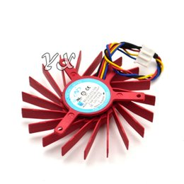fan 6cm 12v UK - video card fanNew 4850 ATI HD4850 Graphics card fan 4850 HD4830 12V 0.40A 6cm diameter PLD06010B12HH