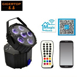 Battery disco online shopping - TIPTOP TP G3036 IN1 Disco Replaceable battery powered dj light W DMX Control DMX wireless control Sound Music Led Display