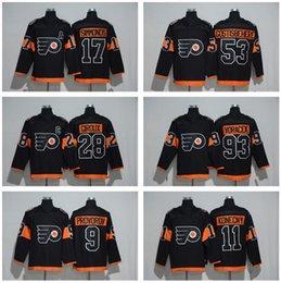 4fef60291 ... Reebok Youth Alternate Premier Jersey – Orange Kid Youth Hockey Jersey  Women Philadelphia Flyers 2017 Stadium Series 9 Ivan Provorov 17 Wayne  Simmonds ...