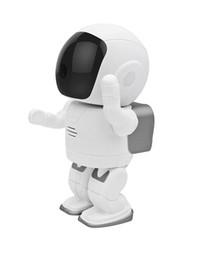 CWH робот IP-камера HD WIFI монитор младенца 960p разрешение беспроводной CCTV P2P аудио безопасности Cam удаленного домашнего мониторинга SD карты записи
