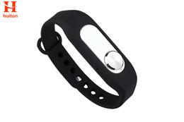 bracelet recorder 2019 - Wholesale- 6 Colors 4GB Wristband voice recorder bracelet recordin Long time digital voice recorder 70hours recording WR
