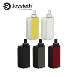 Chinese  Joyetech eGo AIO Box 2100mAh Vape Kit LED light All-In-ONE Joyetech Kit E cig Kit manufacturers