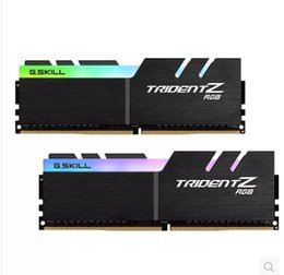 TRIDENTZ RGB magic halberd DDR4 3200 16G (8G * 2) package desktop computer game memory light bar on Sale