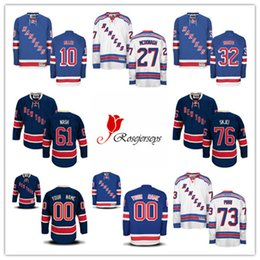 4b32e5524 Men New York Rangers Hockey Jerseys 27 Ryan McDonagh 10 J. T. Miller 61 ...