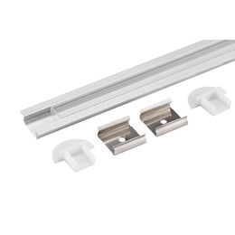 $enCountryForm.capitalKeyWord UK - led aluminium profile,2m per Set,LED Aluminum extrusion profile for led strips with milky diffuse cover or transparent cover SN2107