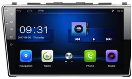 $enCountryForm.capitalKeyWord Canada - Free Shipping Android 6.0 10.1 inch Car Dvd Gps for Honda CRV 2009-2011 4-Core Steering wheel control phonelink Wifi 3G DVR
