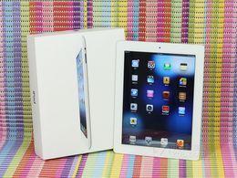 "Tablet Refurbished Australia - Refurbished iPad 3 Genuine Apple iPad 3G version 16GB 32GB 64GB Wifi + 3G Cellular iPad3 Tablet PC 9.7"" IOS refurbished tablet PC"