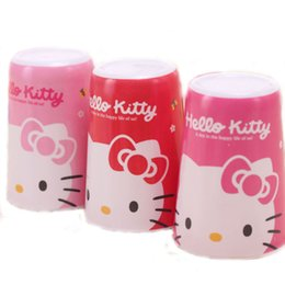$enCountryForm.capitalKeyWord NZ - Wholesale- KT Cat Cute Couple Wash Mouth Cup Cartoon Beverage Cups Melamine Plastic Toothbrush Rinse Cup Classic Milk Mugs