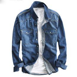 Discount Denim Shirt Designer Men   2017 Denim Shirt Designer Men ...