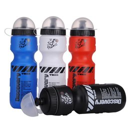 Types Sports Canada - 650ML Portable Sports Water Bottles Outdoor Cycling Running Camping Lemon Juice Drinkware Drink Bottle With Transparent Lid