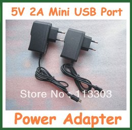 Freelander tablet pc online shopping - V A Mini USB Port Charger Power Adapter for Tablet PC Freelander Q20 Onda Vi10 AC V V Power Supply