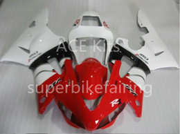 99 98 Yamaha R1 Fairing Red NZ - 3Gifts New Hot sales bike Fairings Kits For YAMAHA YZF-R1 1998 1999 R1 98 99 YZF1000 Cool Red White SX28
