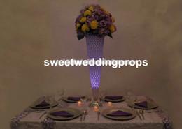 $enCountryForm.capitalKeyWord NZ - crystal cup candelabra with glass bead Wholesale for Wedding Table Decoration