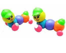 $enCountryForm.capitalKeyWord NZ - On the hat of chain belt colorful caterpillars Clockwork toys wholesale clockwork toys wholesale toy manufacturer