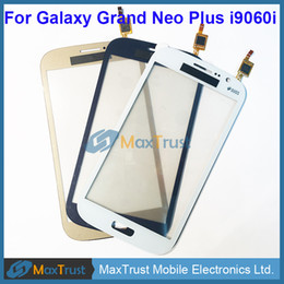 """$enCountryForm.capitalKeyWord UK - Top Quality 5.0"""" For Samsung Galaxy Grand Neo Plus i9060i Touch Screen Digitizer Front Panel Sensor Black White Gold Color"""