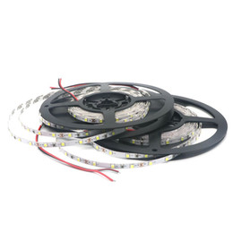 Round pcb online shopping - Non Waterproof SMD DC V Not Waterproof mm Width Narrow PCB Leds M LED Light Flexible Lamp Strip