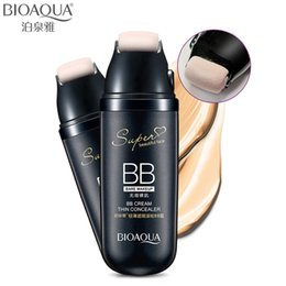 Maquillaje De La Base Coreana Baratos-BIOAQUA Brand Air Cushion BB Cream Blanqueamiento Sun Block Perfect Cover Maquillaje Hidratante Base De Cosméticos Coreanos Maquillaje Kit En Stock
