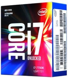 $enCountryForm.capitalKeyWord UK - Original for Intel Core i7 7700K Processor 4.20GHz  8MB Cache Quad Core  Socket LGA 1151   Quad Core  Desktop I7-7700K CPU