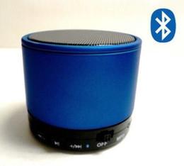 Best Mobile Speakers Australia - Best Selling S10 Bluetooth Speaker Outdoor Speakers Handfree Mic Stereo Portable Speakers TF Card Call