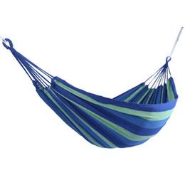 2018 wholesale canvas hammocks portable hammock canvas sleeping bed fabric parachute hammock for travel hiking backpacking discount wholesale canvas hammocks   2018 wholesale canvas      rh   dhgate