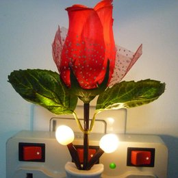 $enCountryForm.capitalKeyWord Canada - LED Induction Red Rose Mushroom Lamp Colorful Variable Light Small Night Light Creative Small Wall Lamp Decoration Gifts Small Lights