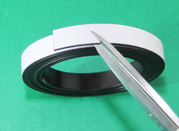 magnet 1.5mm NZ - 3 meters Strip Slef-Adhesive rubber magnet size of 3m(L)*15mm(W)*1.5mm(T);glue rubber magnet strip