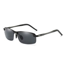 f25910bfc5 Aluminum Mens Sunglasses Sport Polarized Sun glasses Driving Eyewear  Accessories For Men oculos de sol masculino