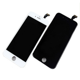Iphone Screen Testing Australia - for Iphone 6 lcd screen Display touch Digitizer assembly TESTED NO DEAD PIXEL 1PCS free shipping