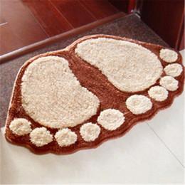 Wholesale  Cartoon Anti Slip Bath Mat Doormats Non Slip Bath Mat Washable  Bath Mats Dust Proof Carpet Kitchen Bathroom Supplies