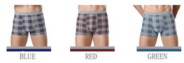 $enCountryForm.capitalKeyWord Canada - new hot sale men pants cotton boxer Middle-waisted underwear printing U convex 3 colors free shipping