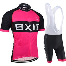 Brand BXIO Summer Cycling Jerseys Women Short Sleeve Bicycle Clothing  Seamless Stitching Pro 5D Gel Pad Maillot Ciclismo 135 4fd4f2e12