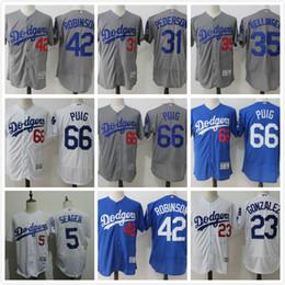 ... 35 Cody Bellinger Baseball Jerseys Custom Sports Throwback mlb Los  Angeles Dodgers Baseball Jerseys Yasiel Puig Clayton Kershaw Jackie  Robinson Adrian ... e55e2e91a