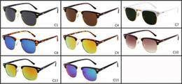 $enCountryForm.capitalKeyWord Canada - 2017 Hot Sunglasses Brand Designer Sunglasses for Women Ourdoor sport driving sun glass Metal Frame Sun glasses Goggles Sunglasses 8 colors