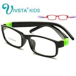 d6cd44a0b0 Wholesale- IVSTA 8812 No Screw Optical glasses frame for kids Children  frames eyewear Child glass clear Toddler s myopia boys girls Rubber