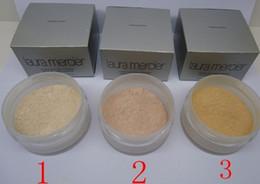 Laura Mercier Fundação Loose Setting Pó Fix Maquiagem Em Pó Min Pore Iluminar Corretivo DHL Livre de Alta Qualidade