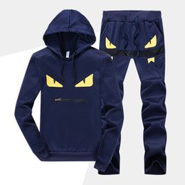 China Mens Hoodies Sweatshirts Sports Suit Clothing Men's Tracksuits Jackets Sportswear Sets Jogging Suits Hoodies Clothing Sets cheap fleece jogging suits suppliers
